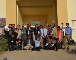 Youth Political Academy Libya, Sabratha 2013