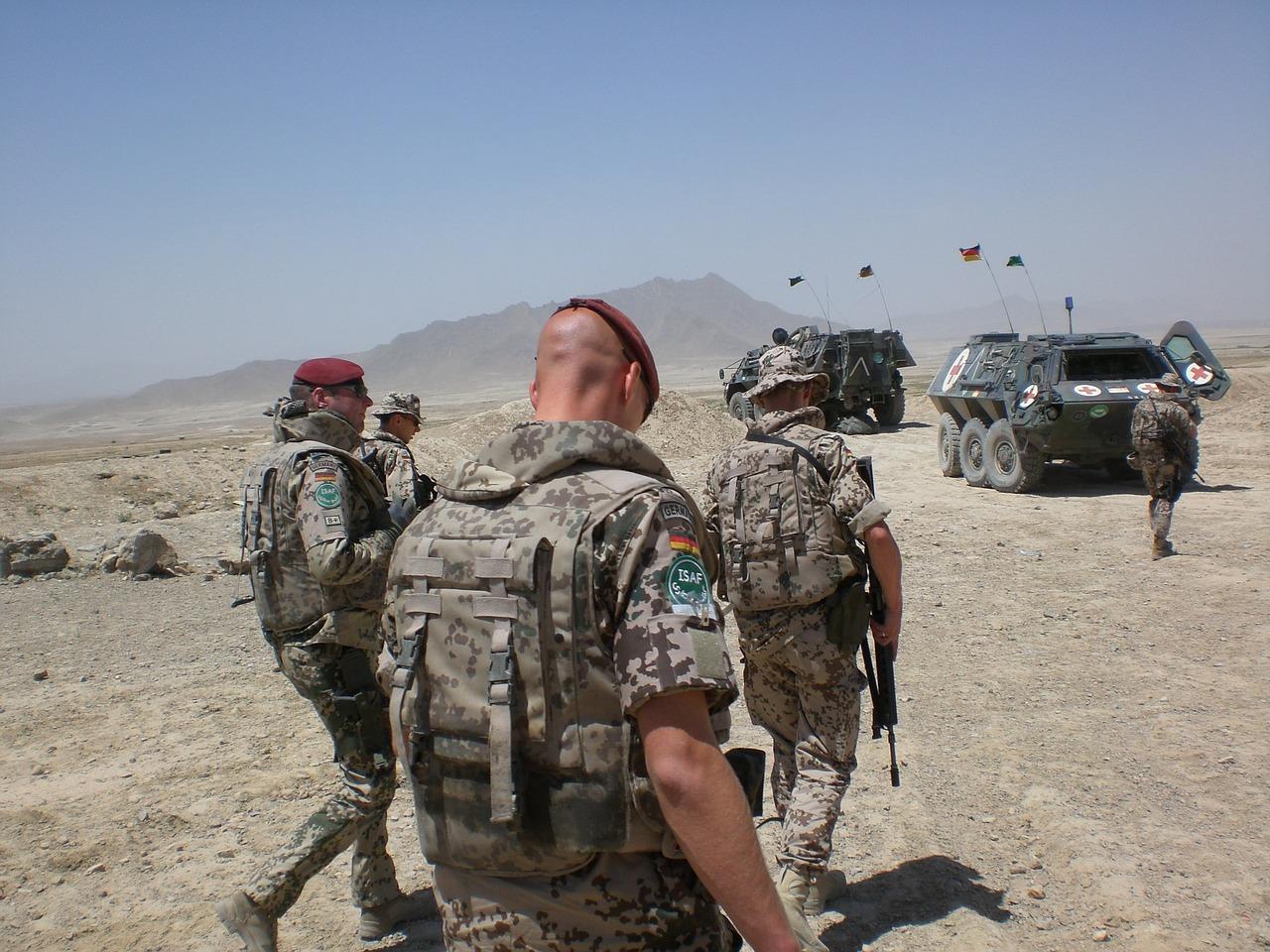 Bundeswehr in Afghanistan © Bundeswehr